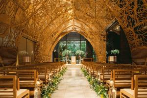 木もれ陽のチャペルが5度の国際建築賞を受賞