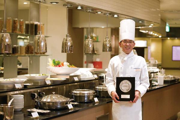 ANAクラウンプラザホテル広島 総料理長に澤村収二が就任いたしました。