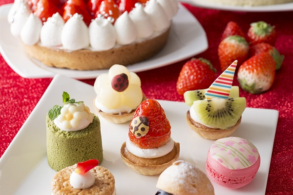 Spring Sweets Buffet<br>【2017.3.21(火)〜4.7(金)平日限定】