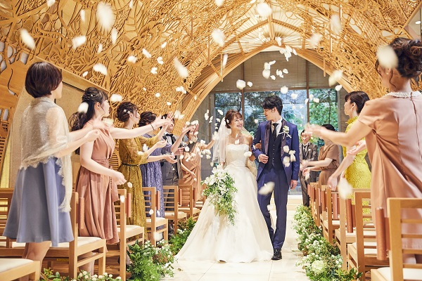 Wedding【匠の技を体感!】4/5(日)チャペル体験×コース無料試食
