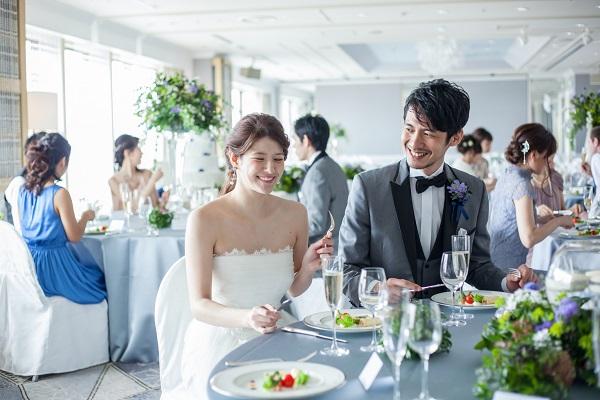 Wedding【期間限定試食無料】4/21(日)☆木もれ陽のチャペル体験×匠の料理を試食