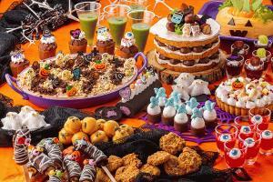 スイーツ ライヴ・ステーション ~Halloween Parade~【2021.10.2(土)~10.31(日)土日祝日限定】