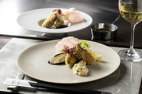 広島牡蠣ランチ