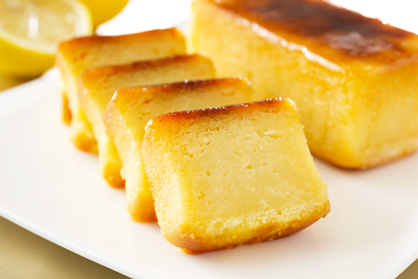 ひろしまのお土産に 『ひろしま中町レモンケーキ』