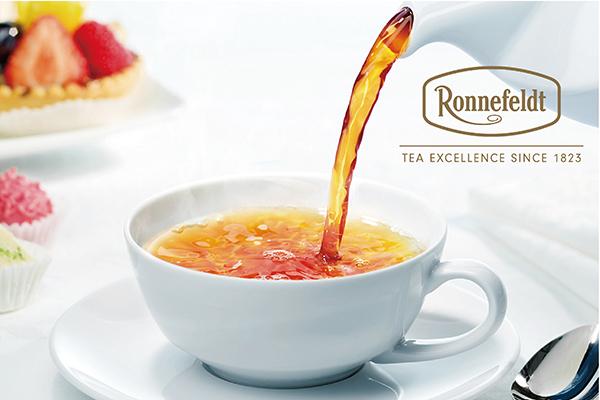 ドイツ最高級品質紅茶『ロンネフェルトティー』