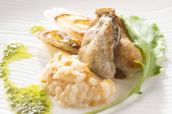 【愛宕ランチ】旬の広島牡蠣ランチ