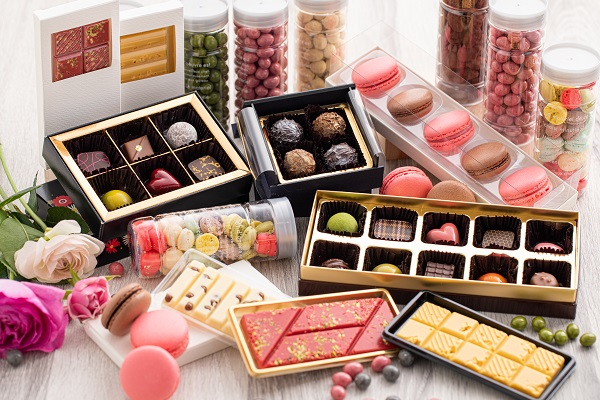 Valentine's Day Sweets Collection 2021【2021.1.23(土)~2.14(日)】