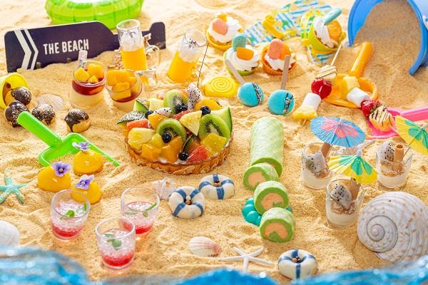 スイーツ ライヴ・ステーション ~Tropical Summer~ 【2021.7.17(土)~8.8(日)土日祝日限定】