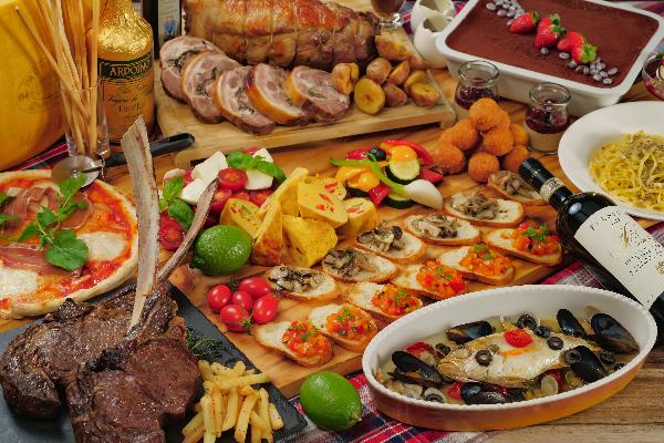 11月イタリアプロモーション~ローマを辿る古都イタリア街道~『Travel The World Through Wine & Dine』