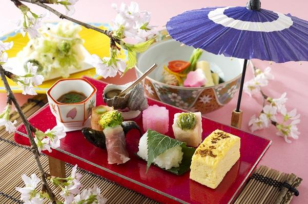 【雲海ディナー】春爛漫 春のお祝い会席