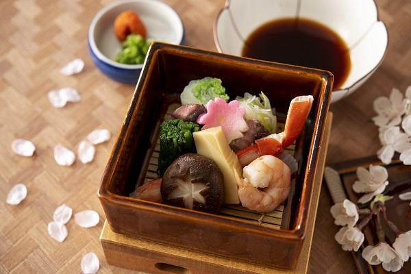 【雲海ディナー】春のお祝い会席