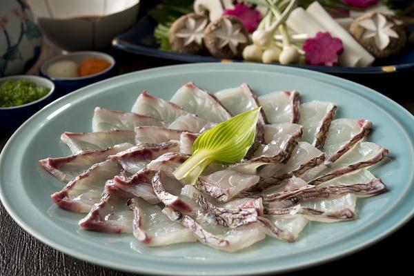 【雲海ディナー】桜鯛と春野菜のしゃぶコース