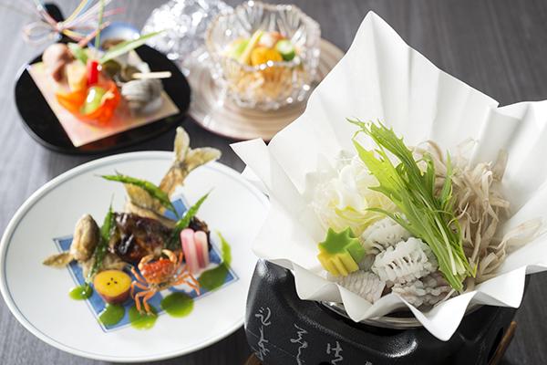 【雲海ディナー】涼風味覚コース