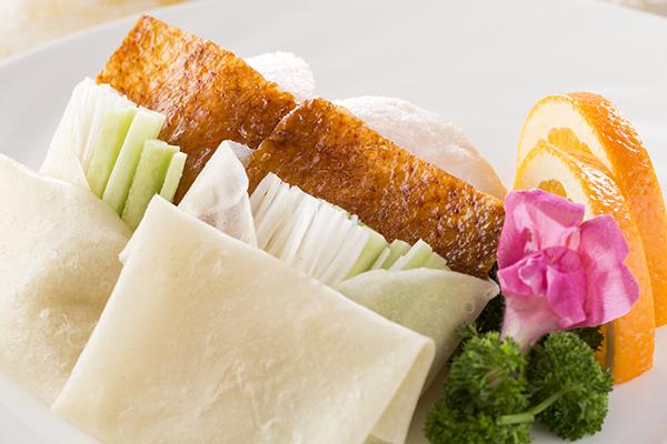 【桃李ディナー】春のお祝い北京ダックコース
