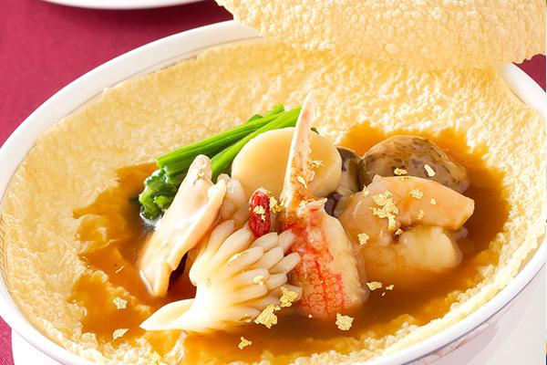桃李オリジナル 『元寳麺』(げんぽうめん)