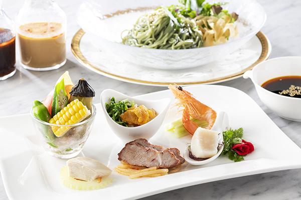 《夏季限定》翡翠冷麺セット