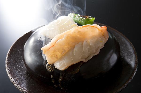 冬の味覚と海鮮石焼きコース