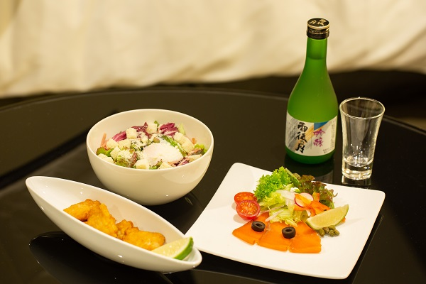【お部屋で乾杯】観光後や仕事終わりに!広島ちょい飲みプラン