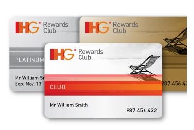 【IHG Rewards Club会員様専用プラン】4,000ポイントボーナスパッケージ(素泊まり)