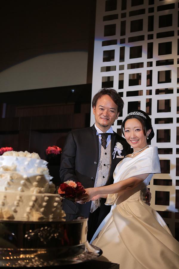 ラグジュアリーで非日常的な空間を演出した『No.1 wedding』