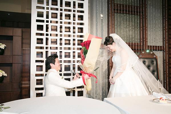 両親の希望と私達のイメージ、やりたい事全てを叶えてくれた結婚式